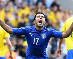 Il 17 Porta Bene: Eder porta L'Italia agli ottavi