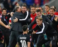 Gruppo A Storica vittoria dell'Albania, la Francia pareggia 0-0 con la Svizzera ed è prima