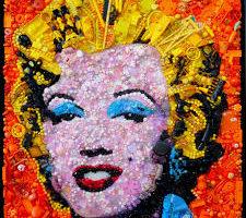 Arte, riciclo ed economia circolare: a RomaEst la RI-FORMA dell'eclettica Jane Perkins