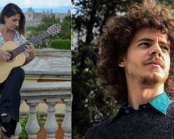 Duo Benant, quando tenore & chitarra classica si incontrano al cinema