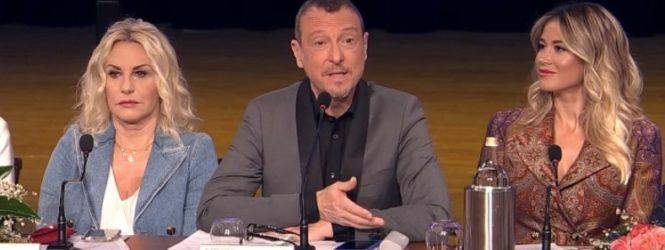 """""""Sarà imprevedibile e che stupisce"""" – ecco il Sanremo di Amadeus"""