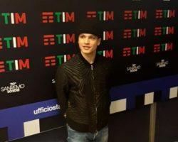 """Leo Gassmann: """"oggi sono a Sanremo ma settimana prossima ho gli esami all'università!"""""""