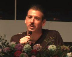 Francesco Gabbani annuncia in anteprima il concerto all'Arena di Verona